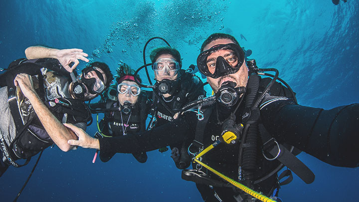 best diver courses scuba training naui worldwide naui