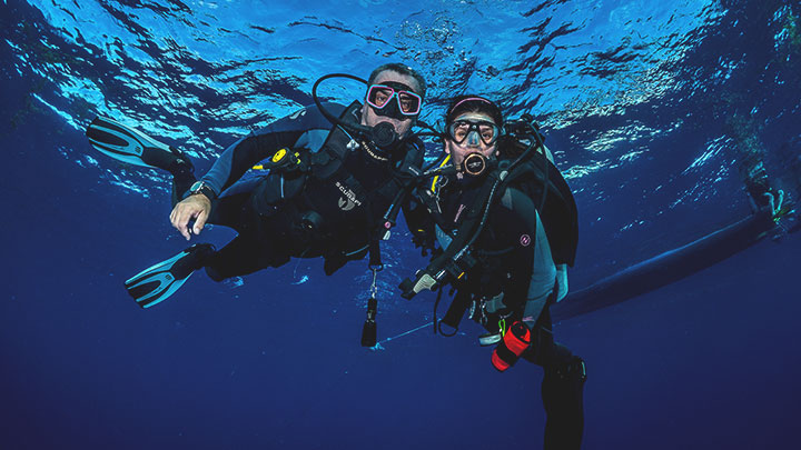 Thumbnail for Tandem Scuba