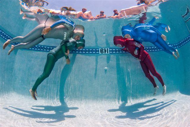 Résultats de recherche d'images pour «freediving pool performance»