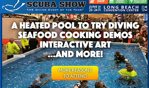 Scuba Show 2018 | NAUI Worldwide. Dive Safety Through Education